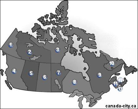 maps of northwest territories. Northwest Territories
